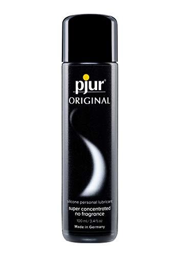 pjur ORIGINAL - Top Silikon Massage & Gleitgel, 100ml