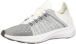 Nike Herren Exp-x14 Sneakers, Mehrfarbig (White/Wolf Grey/Black 001), 42.5 EU