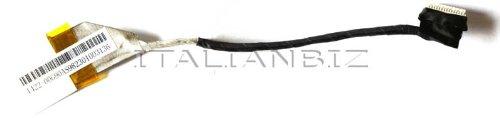 ITALIANBIZ Cavo LED Flat Cable per ASUS K50 K50AB K50AD K50AD-1A K50AF K50AF-1A K50C K50I