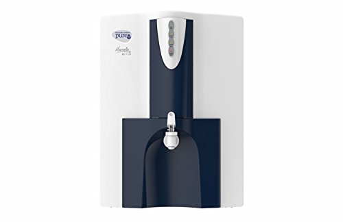 Hul Pureit Marvella Ex Ro + Uv 10-litre Water Purifier (blue/white)