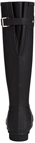Hunters Original Tall Adjustable W24893 Unisex-Erwachsene Stiefel Schwarz
