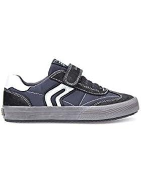 Geox J742CH 0FU22 Zapatos Niño Gris 27