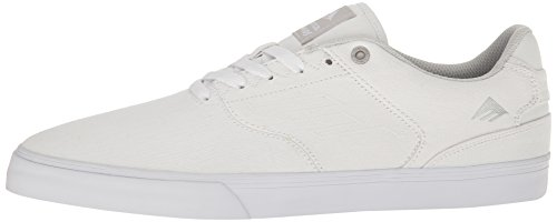 Herren Skateschuh Emerica The Reynolds Low Vulc Skate Shoes White