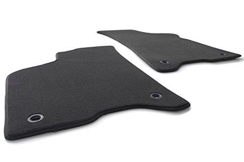 kh Teile Fußmatten Lupo 6 X 6E Velours Automatten Original Qualität inkl. Befestigung Drehknebel