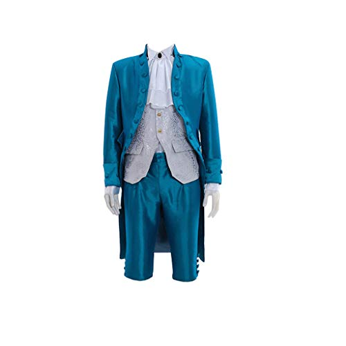 Cosplayitem Mittelalter kostüm Herren Viktorianische kostüm Jacke Hose Weste Shirt
