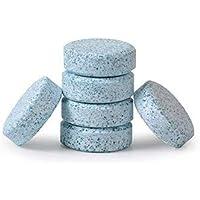 Lavillede Limpia tabletas efervescentes limpiadoras Finas tabletas efervescentes sólidas Limpiaparabrisas instantáneo * 1