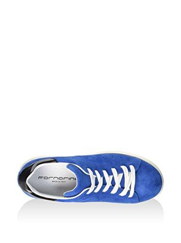 Fornarina PEFVH9509WSA1100 Scarpa lacci Donna Blu