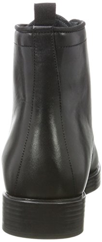 TEN POINTS Isabelle, Bottines Femme Schwarz (Black)