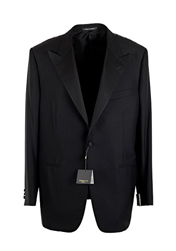 cl-corneliani-black-tuxedo-sport-coat-size-56l-46l-us-super-140s