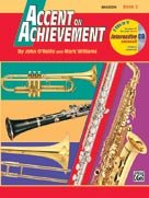 ALFRED PUBLISHING 00 18257 ACCENT ON ACHIEVEMENT LIBRO 2   MUSIC BOOK