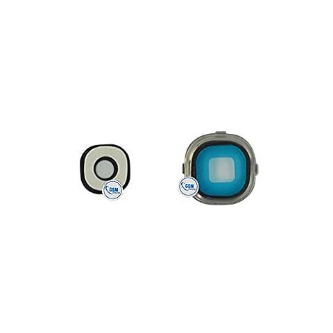 Kamera Linse Glas Camera Scheibe Lens Glass Abdeckung Gehäuse für Samsung Galaxy S4 I9500 I9505 # itreu