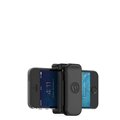 Mophie 3333_JP-BC-UNV-BLK Universal Smartphone-Gürtelclip