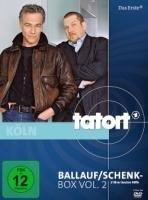 Tatort - Ballauf & Schenk: Box 2 (4 DVDs)