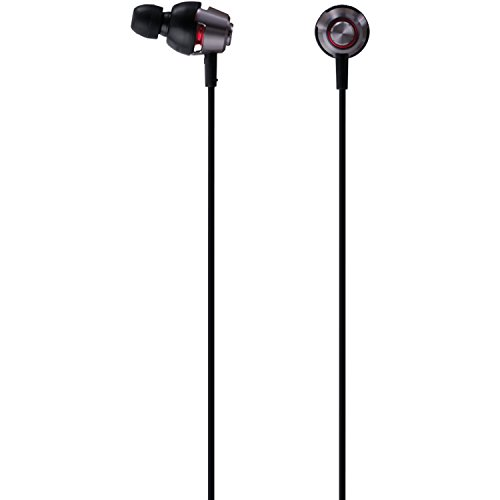 Panasonic RP-HJX20-K In-Ear High End Drops360' Luxe Headphones