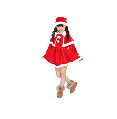 Kinder Verkleiden Sich Männer Und Frauen Performance Kostüme, Halloween Santa Claus Kleidung,Männliches Geld,90 cm ()