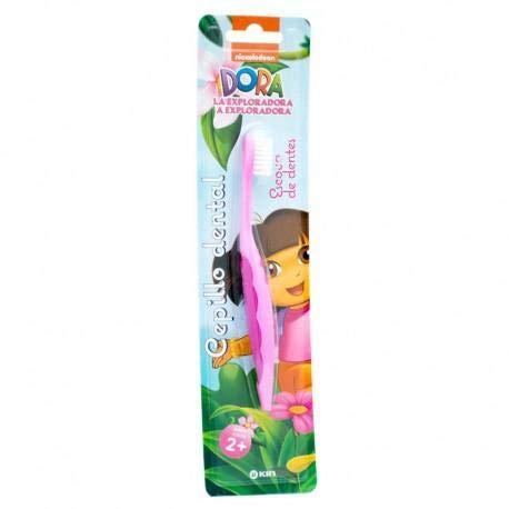 Kin Cepillo Dora Exploradora - 1 Unidad