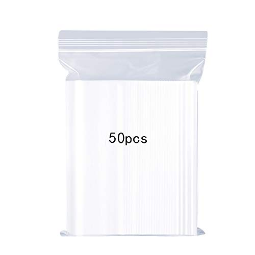 Bolsas plástico Transparentes Que se Pueden Volver