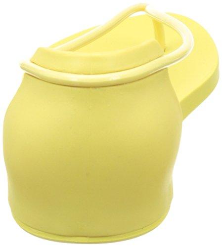 Ipanema Philippe Starck Thing N Ii Fem, Tongs Femme Jaune (Yellow)