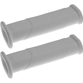 2x Schubkarren Universal Griffe Ovale Rohre Karrengriff Schiebkarre Schubkarrengriffe