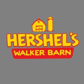 Hershel's Barn - Herren T-Shirt Dunkelblau