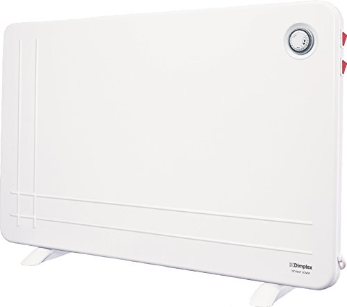 Dimplex 800 W Low Wattage Electric Panel Heater with Timer