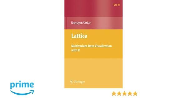 Lattice Multivariate Data Visualization With R Pdf