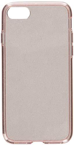 Spigen Cover iPhone 7, Custodia [Liquid Crystal] Slim Protezione e Premium chiarezza per iPhone 7 - Glitter Rose Quartz