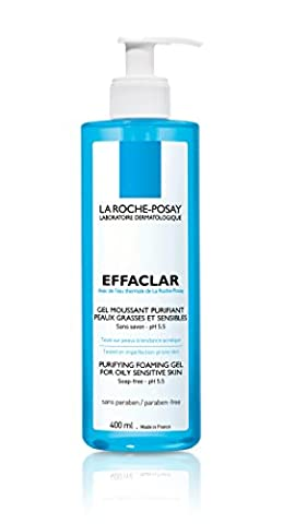 La Roche Posay Effaclar Purifying mousse for Oily Skin - 400 gr