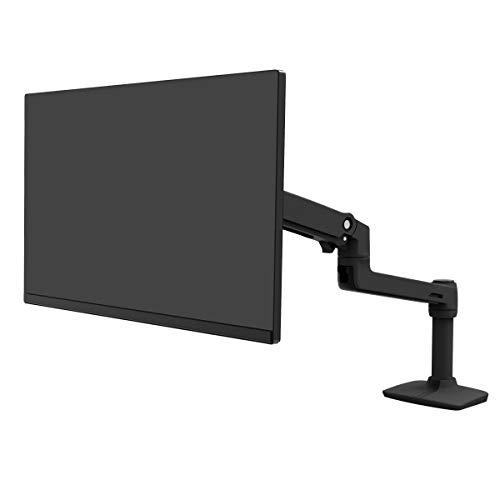 Ergotron LX Desk Mount LCD Arm, Matte Black -