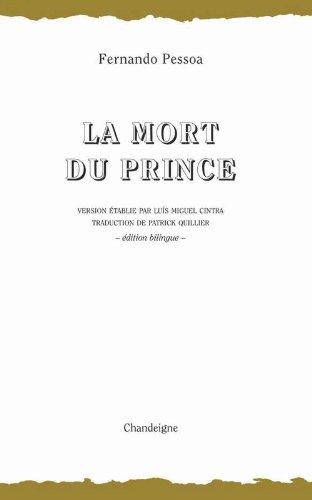 la-mort-du-prince-edition-bilingue-francais-portugais