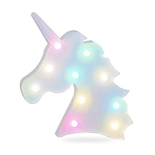 SLHP - Luz LED nocturna, varios modelos, lámpara infantil, lámpara decorativa, para fiestas o habitación infantil