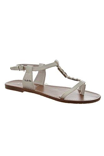 Sandali, nu les p'tites bombes piedi petunia, colore: bianco, Bianco (bianco), 40