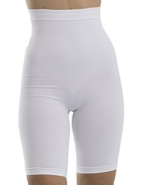 UnsichtBra Pantalones de compresiónde mujer moldeadores de talle alto con pierna larga