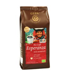 GEPA Bio Café Esperanza - Kaffee gemahlen 1 Karton (6 x 250g)