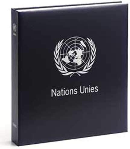 DAVO 8241 Luxe binder stamp album United Nations Nations Nations I | Durable En Usage