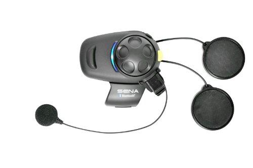 Sena SMH5-FM-02 Auricular E Intercomunicador Bluetooth, Con Sintonizador De Fm...