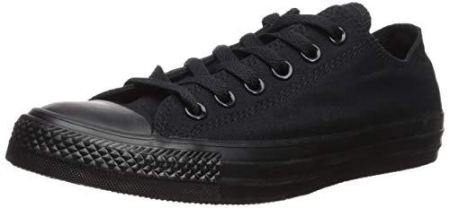 Converse Chuck Taylor All Star, Unisex-Erwachsene Sneaker, Schwarz (Monocrom), 39 EU