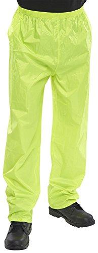 B Dri Weatherproof - Pantaloni impermeabili - Uomo Verde XXL