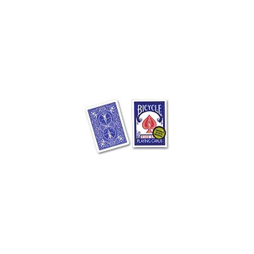 Baraja Bicycle edición oro - Dorso Azul (US Playing Card Company)