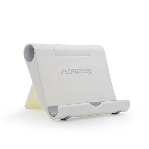 Soporte de Movíl de mesa,MORECOO Multi-ángulo de teléfono Soporte para iPhone, iPad,...