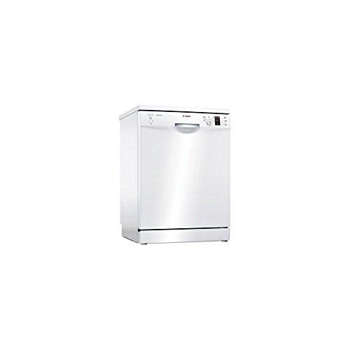 Bosch SMS25AW00F Autonome 12places A+ lave-vaisselle - Lave-vaisselles (Autonome, Blanc, Taille maximum (60 cm), Blanc, boutons, Rotatif, LED)