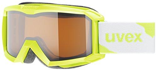 Uvex Skibrille Flizz Lg, Applegreen Mat, One Size