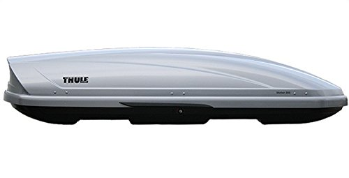 Thule 620800 - Box motion 800, Argento Lucido