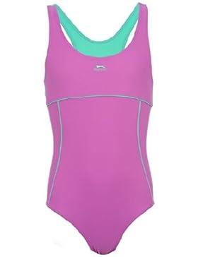 Slazenger Badeanzug Mädchen Schwimmanzug 7-8 Jahre , 9-10 Jahre , 11-12 Jahre , 13 Jahre & 14-15 Jahre in 9x verschiedenen...