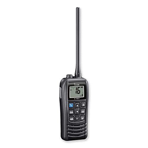 ICOM IC-M37 E Ricetrasmettitore VHF Nautico Galleggiante