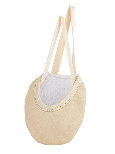 Rumpf Gymnastik-Kappen, Farbe tan, Größe 36