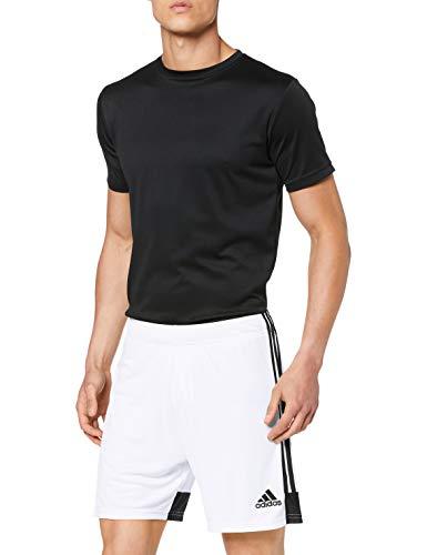 adidas Herren TASTIGO19 SHO Sport Shorts, white/Black, XL -