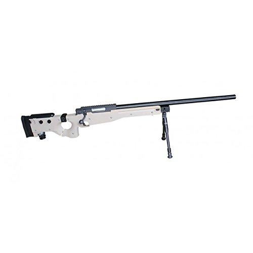 G8DS® Softair SNIPER Scharfschützen Gewehr MB08BT PROFI TURNIER!!!! Mit Metallteilen unter 0,5 Joule 6mm 7663
