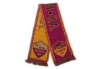 Bufanda A.S. Roma oficial Football Club A.S. Roma bufanda Roma Serie A Italia