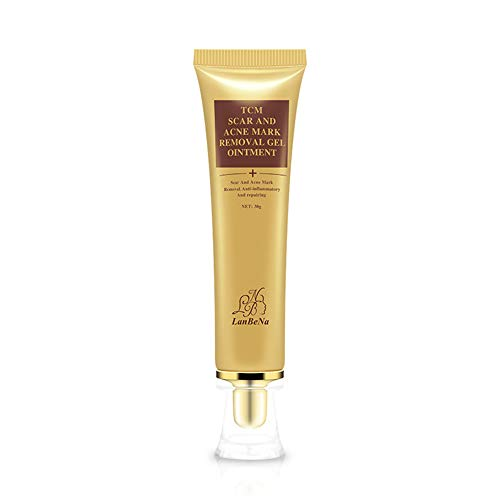 Beito 1 Flasche Narbenentfernung Hautreparaturbehandlung für Verbrennungen Abschnitte Schwangerschaft Stretch Akne Flecken alter und neuer Narbenentferner (30 ml / 1 Unze) -